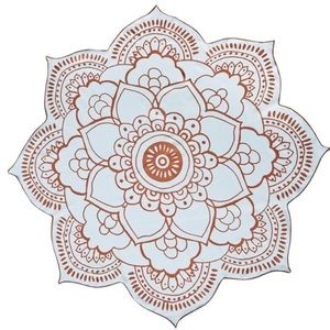 VIX PAULA HERMANNY Lotus Flower Towel